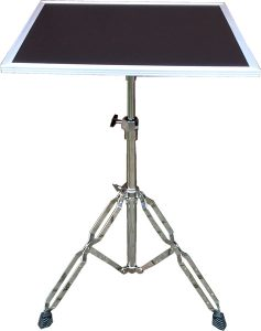 light weight tripod table